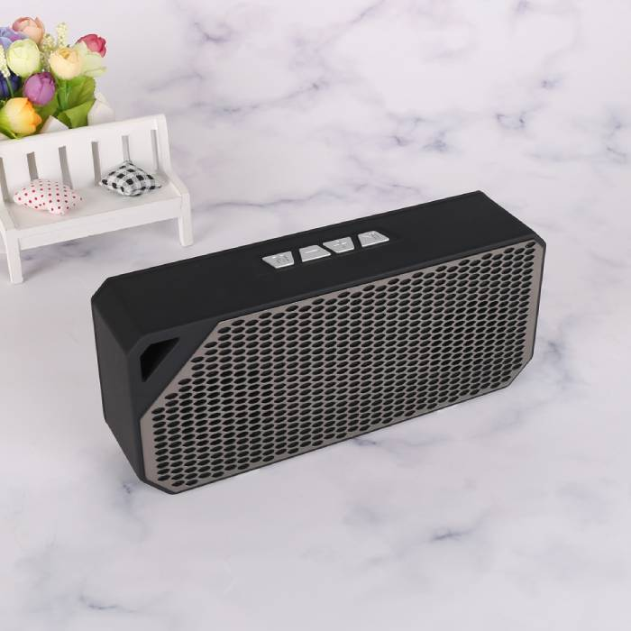 AST-1080 New Bluetooth Speaker Portable Card Mini Subwoofer Wireless Sound Gift Customized Logo