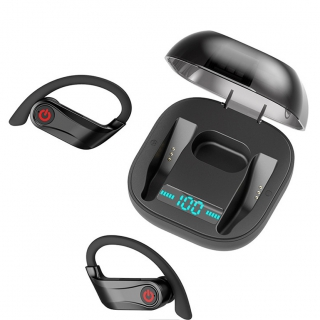 TWS Q62 Wireless Earbuds Bluetooth Sports Headset Earphones Handsfree With Mic