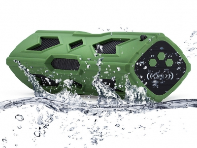 IPX4 Waterproof 390L Outdoor Portable Wireless Bluetooth Speaker NFC for Mobile Phone PC
