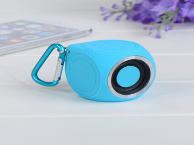 Hot Selling! 4.2cm mini IPX7 Waterproof Bluetooth hifi Speaker Handsfree Shower Loudspeaker for phone