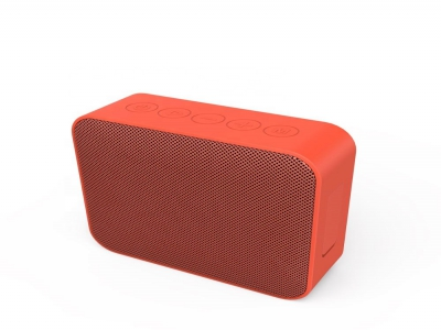 Promotional 5W super bass mini 5.0 bluetooths wireless portable outdoor waterproof subwoofer speaker with microphone