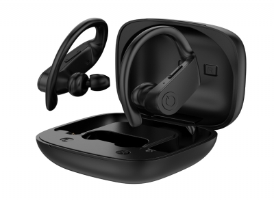 oem / odm hifi headphones wireless earbuds with charging box